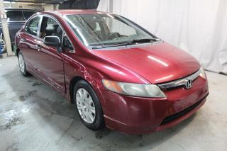 Used 2006 Honda Civic Dx-G (GROUPE ELECTRIQUE,A/C) for sale in St-Constant, QC