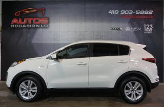 Used 2017 Kia Sportage LX AWD AUTO CAMERA BLUETOOTH SIÈGES 71 705 KM !! for sale in Lévis, QC