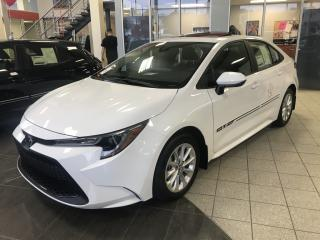 Used 2020 Toyota Corolla LE , APPLE CARPLAY , BANC CHAUFFANT for sale in Terrebonne, QC