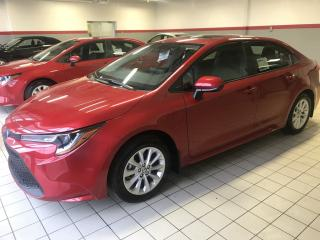 Used 2020 Toyota Corolla LE , APPLE CARPLAY , TOIT OUVRANT for sale in Terrebonne, QC