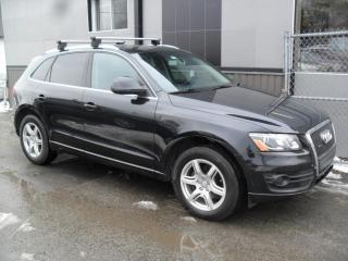 Used 2012 Audi Q5 4x4  2,0 L Pano * CUIR * A-1 + GARANTIE for sale in Laval, QC