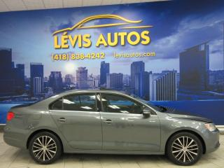 Used 2014 Volkswagen Jetta HIGHLINE TDI AUTOMATIQUE DSG 2.0L TURBO for sale in Lévis, QC