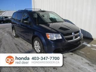 Used 2013 Dodge Grand Caravan Crew Back Up Camera Navigation for sale in Red Deer, AB