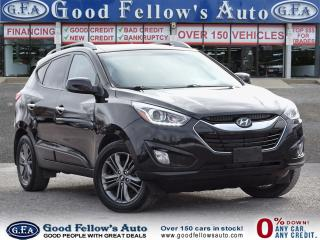 Used 2015 Hyundai Tucson GLS MODEL, RAERVIEW CAMERA, POWER MOONROOF, 2.4L for sale in Toronto, ON