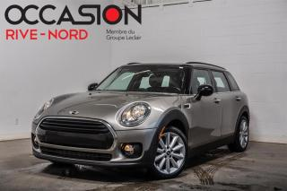 Used 2016 MINI Cooper Clubman TOIT.PANO+CUIR+BLUETOOTH for sale in Boisbriand, QC