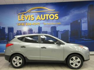 Used 2010 Hyundai Tucson GL SEULEMENT  130500KM BLUETOOTH AIR CLI for sale in Lévis, QC