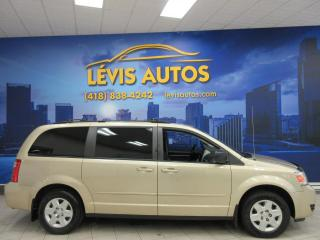 Used 2010 Dodge Grand Caravan SE STOW N GO CHAUFFAGE 3  ZONES CRUISE C for sale in Lévis, QC