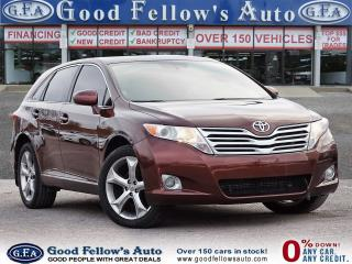 Used 2010 Toyota Venza BASE MODEL, SUNROOF, POWER SEATS, REARVIEW CAMERA for sale in Toronto, ON
