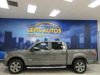 Used 2013 Ford F-150 XLT XTR SUPERCREW CAB ECOBOOST 4X4 MAGS for sale in Lévis, QC