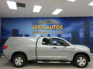 Used 2009 Toyota Tundra TRD OFF-ROAD V-8 5.7 LITRES 4X4 EXTRA PR for sale in Lévis, QC
