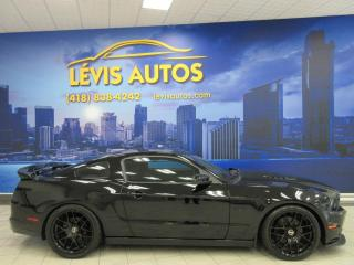 Used 2013 Ford Mustang GT CALIFORNIA MANUEL 6 VITESSES GPS BEAU for sale in Lévis, QC