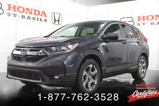 Used 2017 Honda CR-V Traction intégrale 5 portes EX-L for sale in St-Basile-le-Grand, QC