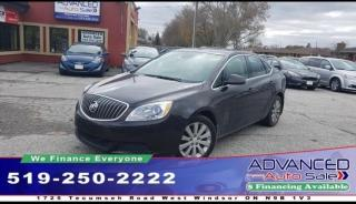 Used 2015 Buick Verano Base for sale in Windsor, ON