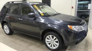 Used 2011 Subaru Forester 2.5X LIMITED AWD for sale in Laval, QC