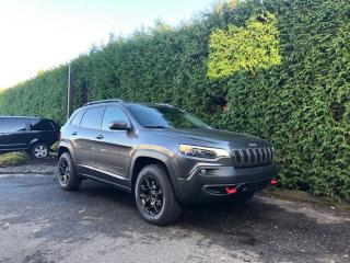 New 2020 Jeep Cherokee Trailhawk Elite 4dr 4WD Sport Utility for sale in Surrey, BC