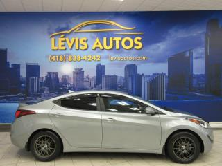 Used 2015 Hyundai Elantra GL AIR CLIMATISE BLUETOOTH MAGS AILERON for sale in Lévis, QC