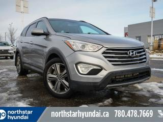 Used 2013 Hyundai Santa Fe LTD w/Ventilated Seats 4dr AWD Sport Utility Vehicle for sale in Edmonton, AB
