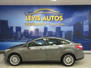 Used 2012 Ford Focus SEL TOUT EQUIPE 131100KM TOIT OUVRANT MA for sale in Lévis, QC