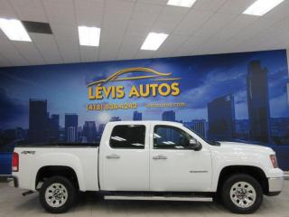 Used 2012 GMC Sierra 1500 CREW-CAB 4X4 EDITION NEVADA V8 TRÈS PROP for sale in Lévis, QC