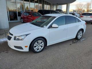 Used 2013 Chevrolet Cruze LT TUROB; BLUETOOTH, BACKUP CAMERA, A/C AND MORE for sale in Edmonton, AB