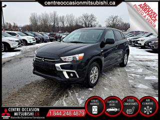 Used 2019 Mitsubishi RVR SE AWC/4X4 ANDROID AUTO / APPLE CARPLAY for sale in Blainville, QC
