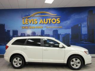 Used 2014 Dodge Journey SE PLUS GROSSE ECRAN MAGS BLUETOOTH CAME for sale in Lévis, QC