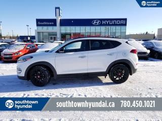 Used 2018 Hyundai Tucson NOIR/AWD/BLINDSPOT MONITOR/BACKUP CAM for sale in Edmonton, AB
