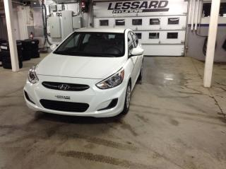 Used 2015 Hyundai Accent Berline 4 portes, boîte automatique, GL for sale in Québec, QC