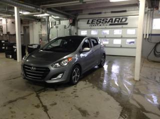 Used 2016 Hyundai Elantra GT GLS avec ensemble Tech à hayon 5 portes for sale in Québec, QC