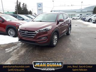Used 2016 Hyundai Tucson Premium 2.0L 4 portes TA for sale in St-Félicien, QC