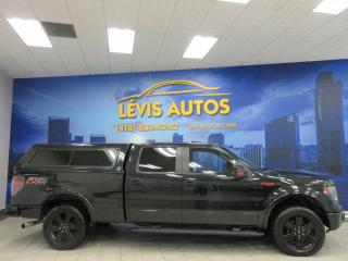 Used 2013 Ford F-150 FX4 SUPERCREW CAB BOITE 6½ ECOBOOST BEAU for sale in Lévis, QC