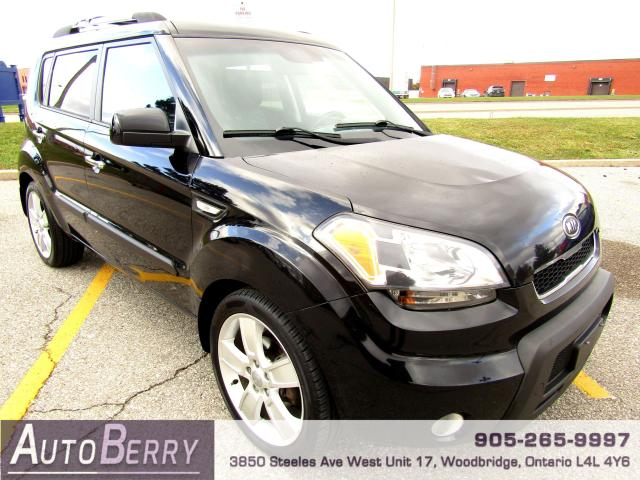 2011 Kia Soul 4U - 2.0L - 5 Speed