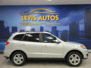 Used 2011 Hyundai Santa Fe LIMITED V6 CUIR TOIT OUVRANT BLUETOO for sale in Lévis, QC
