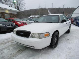 Used 2011 Ford Police Interceptor Utility Crown Victoria for sale in Québec, QC