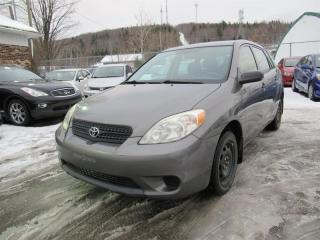 Used 2005 Toyota Matrix for sale in Québec, QC