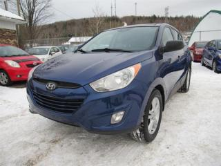 Used 2013 Hyundai Tucson PREMIUM AWD for sale in Québec, QC