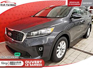 Used 2019 Kia Sorento *LX*V6*7 PASSAGERS*CAMÉRA*SIÈGES CHAUFF*AWD for sale in Québec, QC