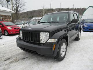 Used 2012 Jeep Liberty 4WD SPORT for sale in Québec, QC