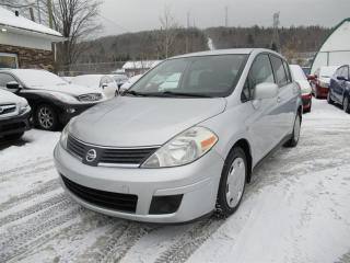 Used 2007 Nissan Versa 1.8 S Hatchback Auto for sale in Québec, QC
