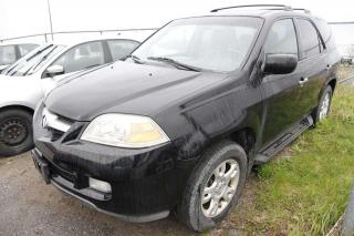 Used 2006 Acura MDX for sale in Pickering, ON
