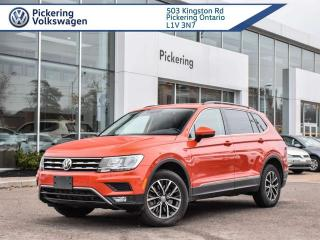 Used 2018 Volkswagen Tiguan COMFORTLINE!! 7 SEATER!! PANO ROOF! for sale in Pickering, ON
