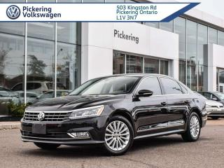 Used 2017 Volkswagen Passat COMFORTLINE! LOADED! ROOF + HEATED SEATS for sale in Pickering, ON
