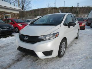 Used 2015 Honda Fit DX for sale in Québec, QC