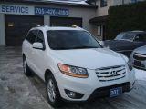 Photo of White 2011 Hyundai Santa Fe