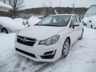 Used 2016 Subaru Impreza Hatchback Man 2.0i for sale in Québec, QC