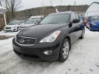 Used 2013 Infiniti EX37 AWD for sale in Québec, QC