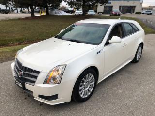 Used 2010 Cadillac CTS AWD for sale in Cambridge, ON