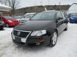 Used 2010 Volkswagen Passat 2.0 TSI Comfortline for sale in Québec, QC