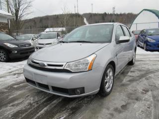 Used 2008 Ford Focus SES for sale in Québec, QC