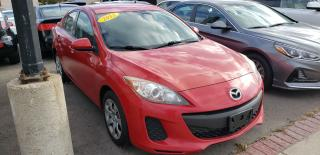 Used 2013 Mazda MAZDA3 GX for sale in Hamilton, ON